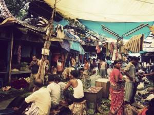 Visiter un marché c'est comprendre un pays et le découvrir